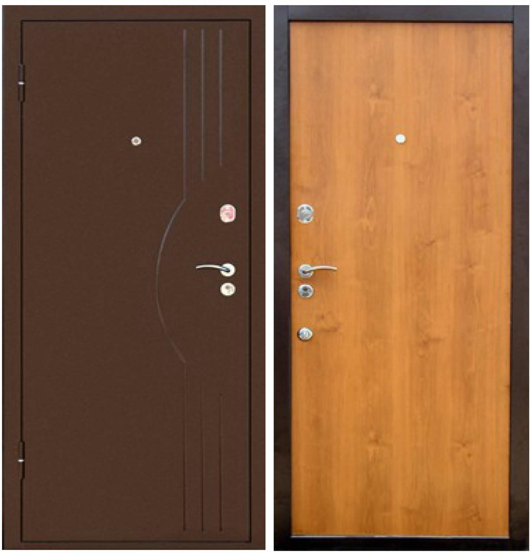 входная дверь левая